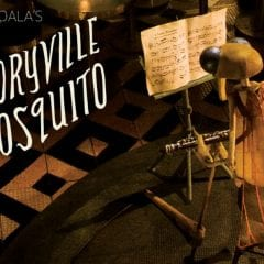 Kid Koala anime la Place des Arts avec son spectacle The Storyville Mosquito